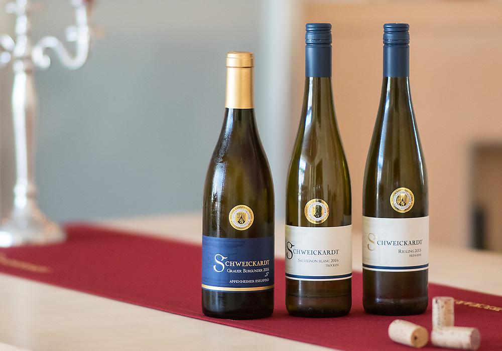 Auszeichnungen Weingut Schweickardt in Appenheim
